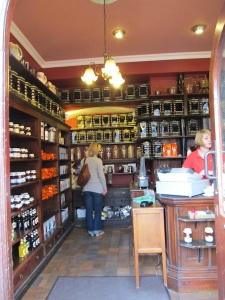 Inside The Tea Emporium